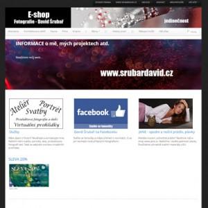 E-shop Fotografie David Šrubař